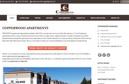 Client Apartments Site